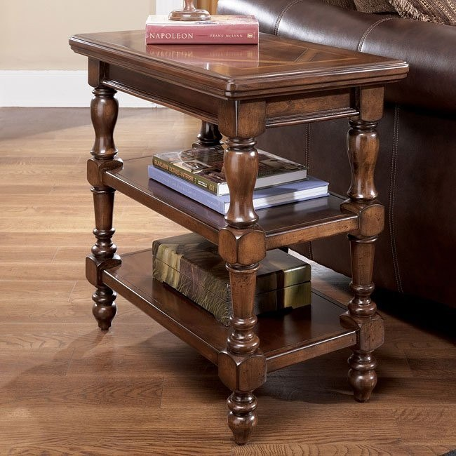 Wisteria Chairside End Table