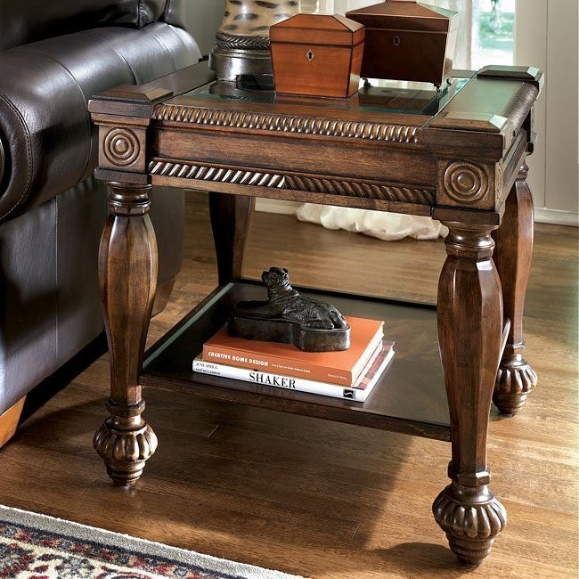 Mantera Square End Table
