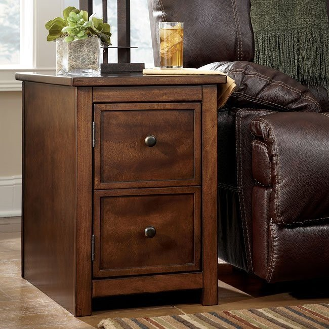 Catlettsburg Rectangular End Table