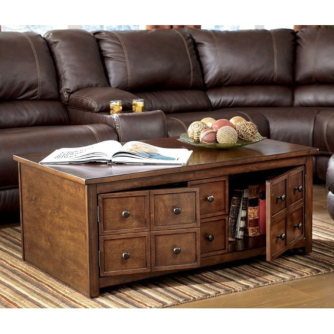 Catlettsburg Lift Top Cocktail Table