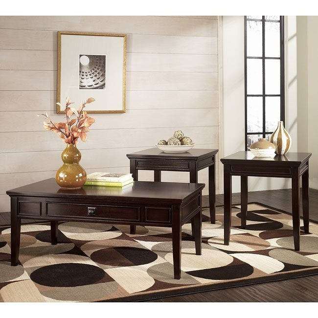Martini Suite 3-in-1 Occasional Table Set