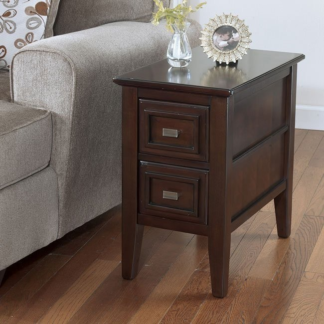 Larimer Chairside End Table