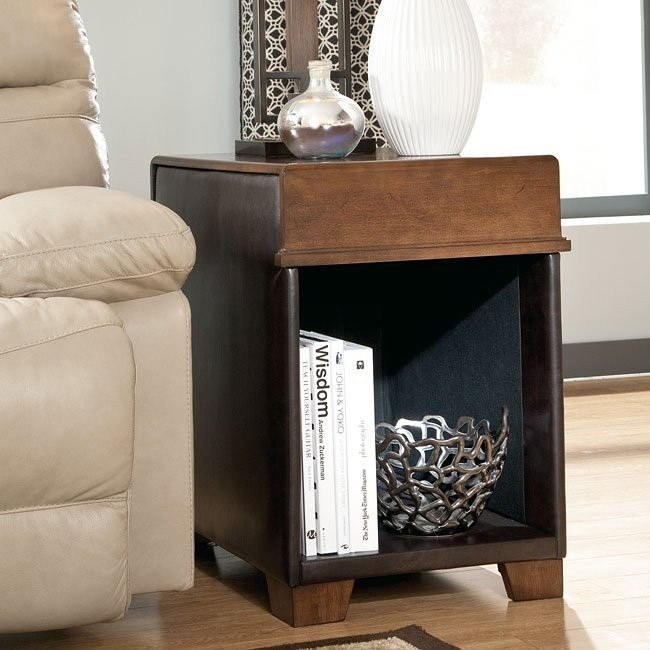 Kossuth Rectangular End Table