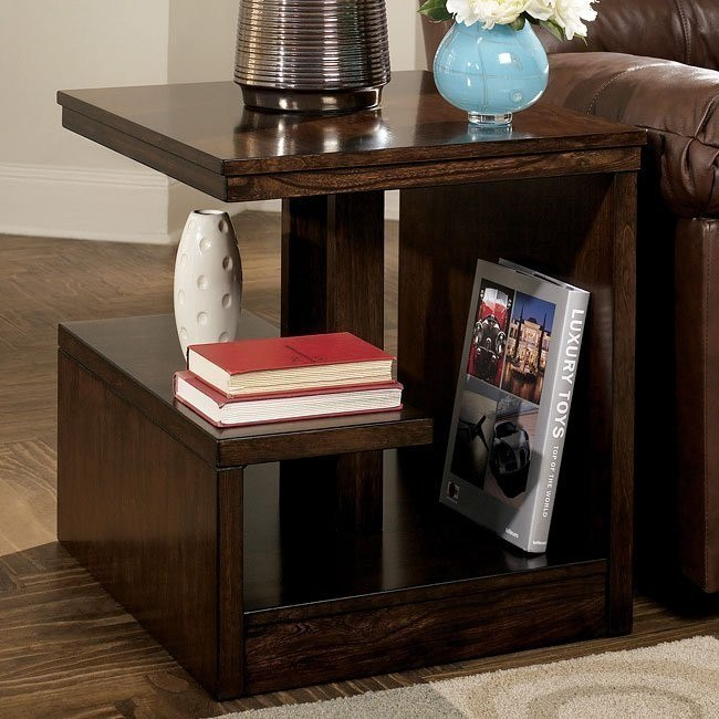 Callum Rectangular End Table