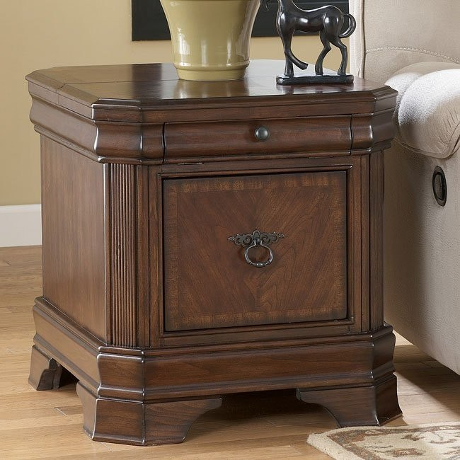 Hamlyn Rectangular End Table