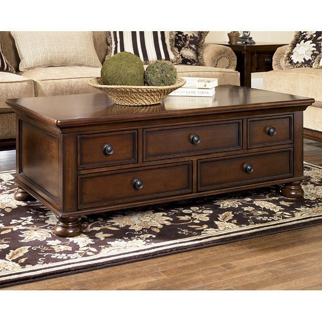 Porter Storage Occasional Table Set