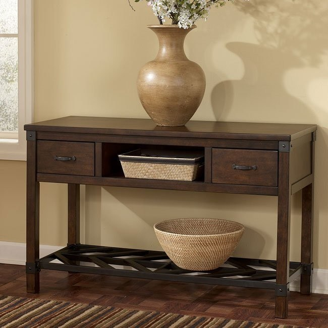 Kordell Sofa Console Table
