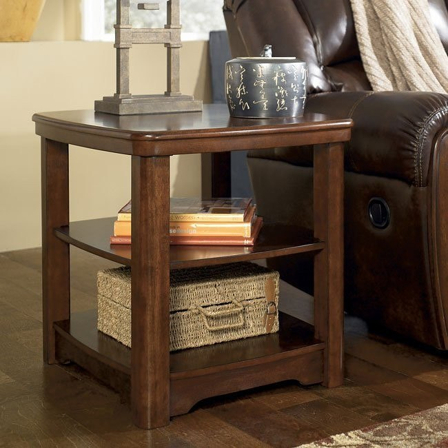 Hessley End Table