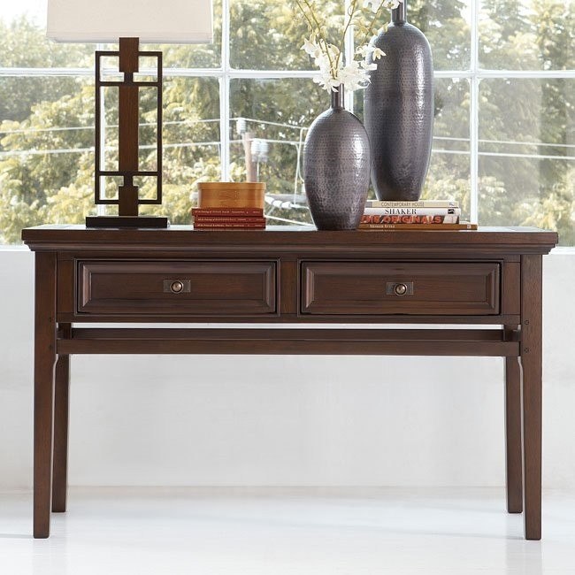 Kenwood Loft Sofa Table