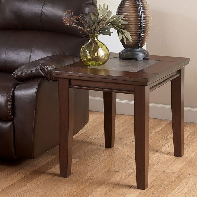 Owensboro Rectangular End Table