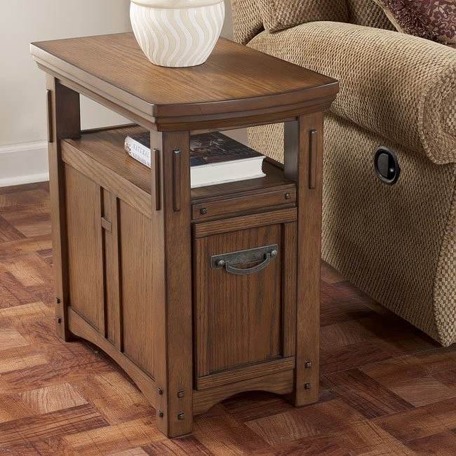 Kelvin Hall Chairside End Table