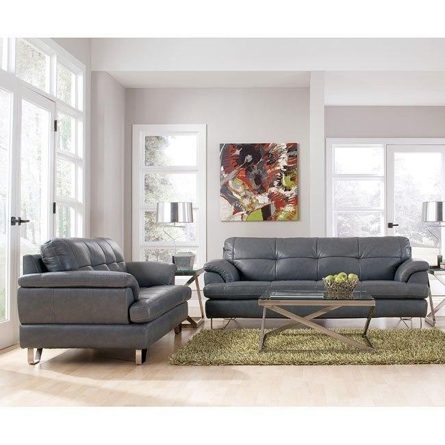 Gunter Thunder Living Room Set