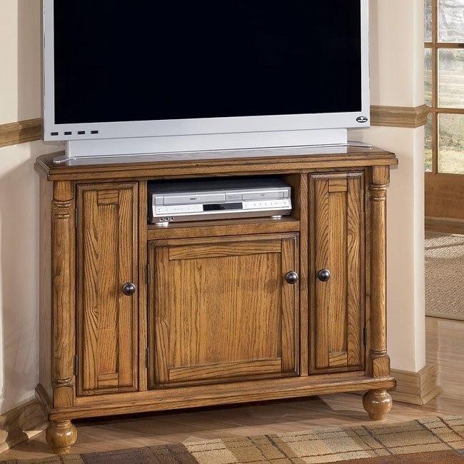 Holfield Corner TV Console