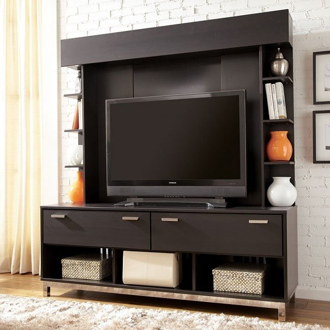 Masterton TV Stand w/ Back Panel