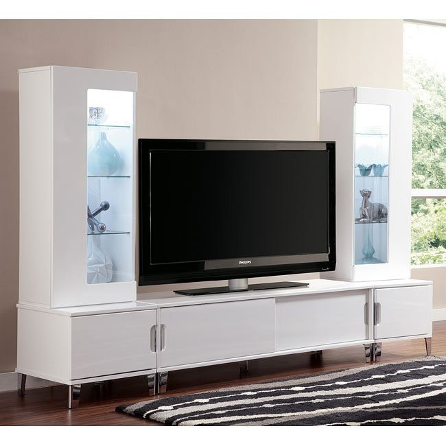 Culverden Large TV Stand w/ Piers