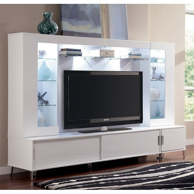 Culverden Extra Large TV Stand w/ Piers and Bridge
