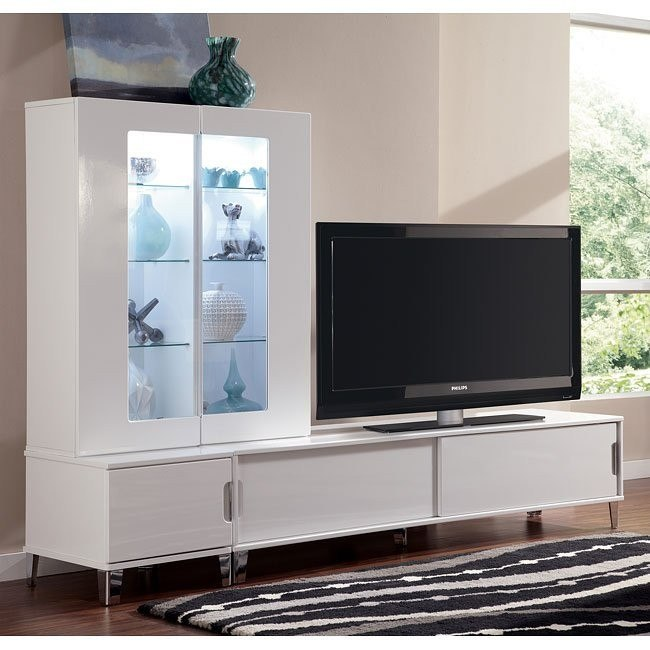 Culverden Extra Large TV Stand w/ Piers