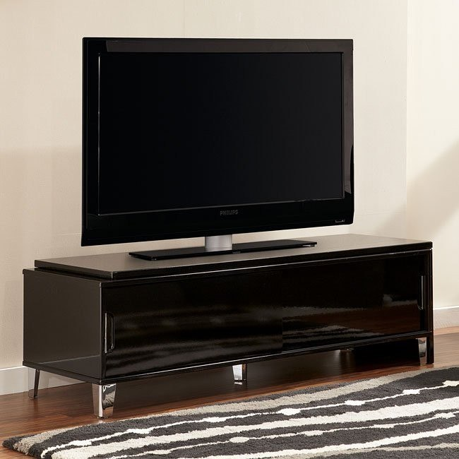 Howick Large TV Stand w/ Sliding Top