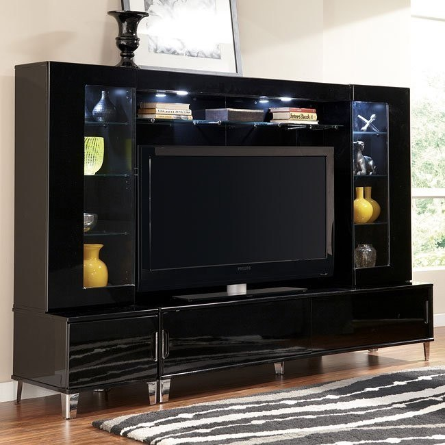 Howick Extra Large TV Stand w/ Piers and Bridge