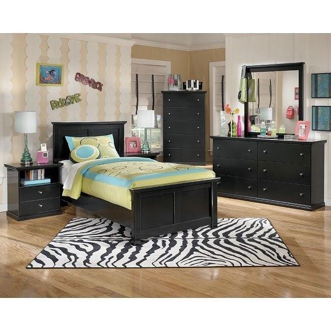 Maribel Youth Panel Bedroom Set