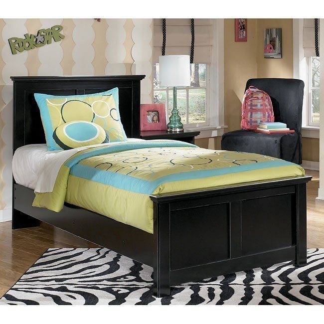 Maribel Youth Panel Bed