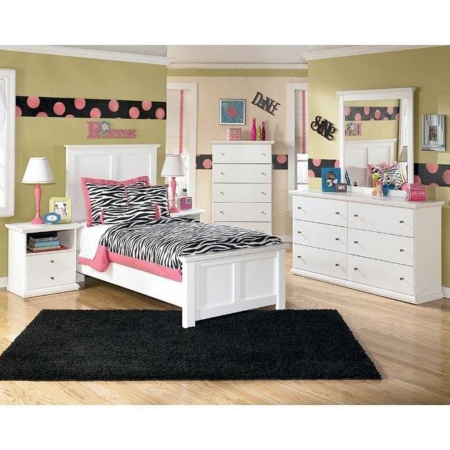 Bostwick Shoals Youth Panel Bedroom Set