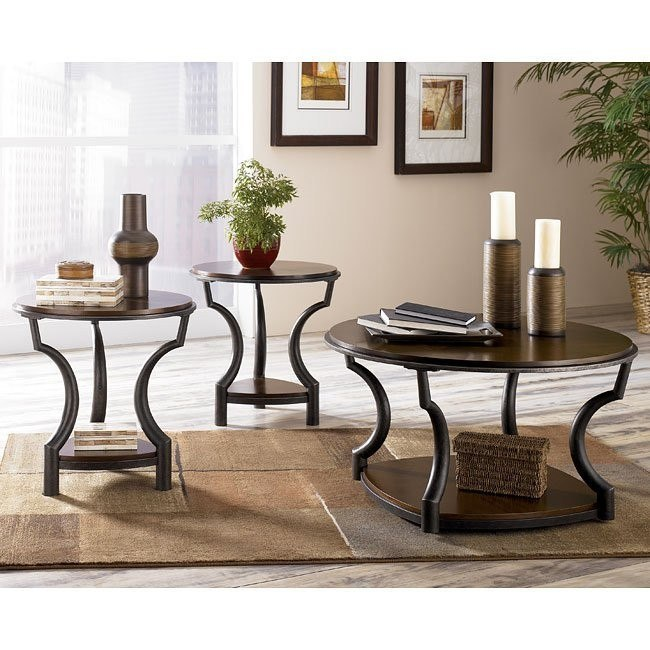 Cormick 3-in-1 Occasional Table Set