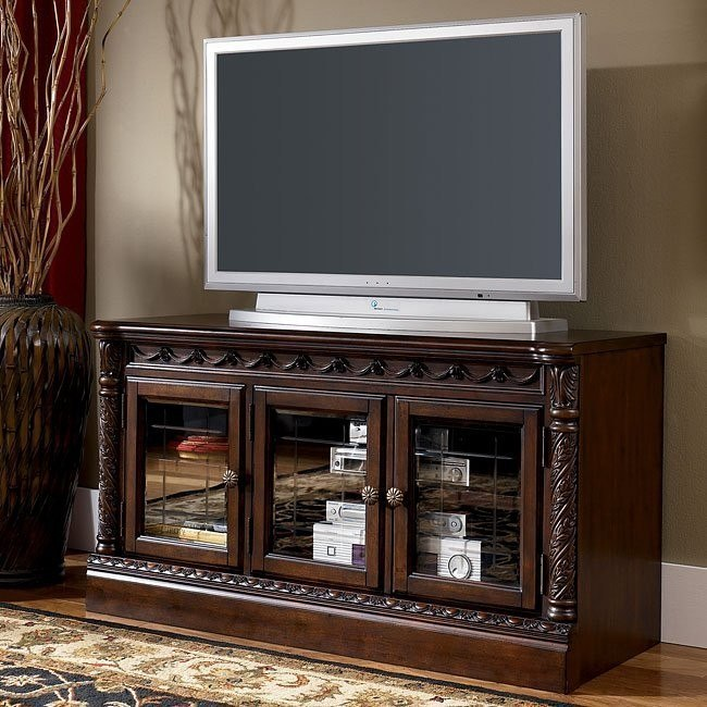 North Shore Narrow TV Stand