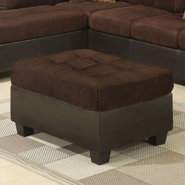 Connor Ottoman (Chocolate)