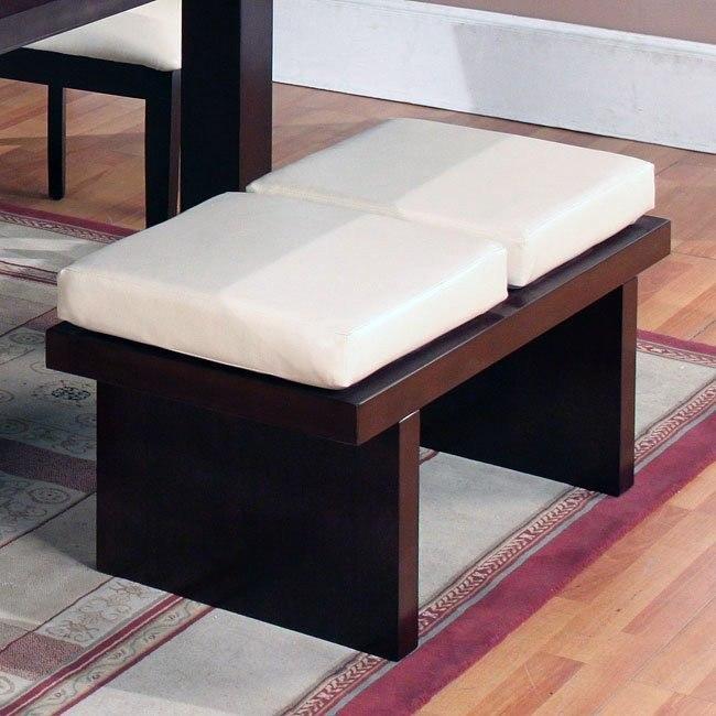 Modern Dining Bench