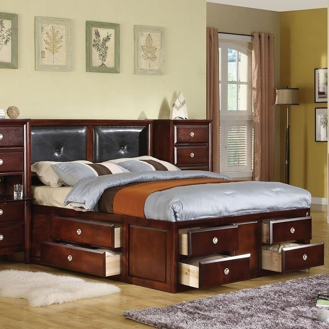 Addison Panel Captain Bed