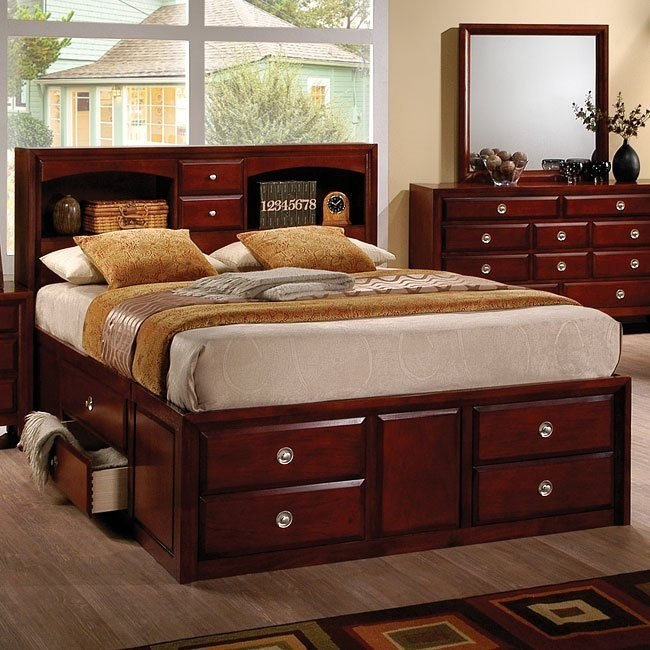 Addison Storage Bed