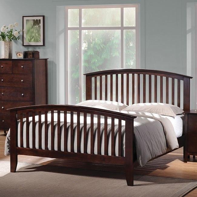 Billings Slat Bed