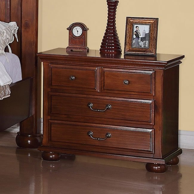Barrel 20184 Nightstand