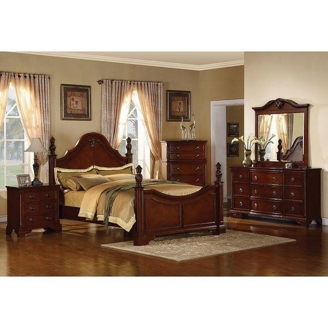 Sterling Heights Bedroom Set