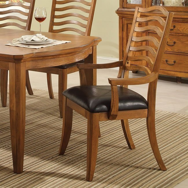 Spring House Arm Chair (Set of 2)