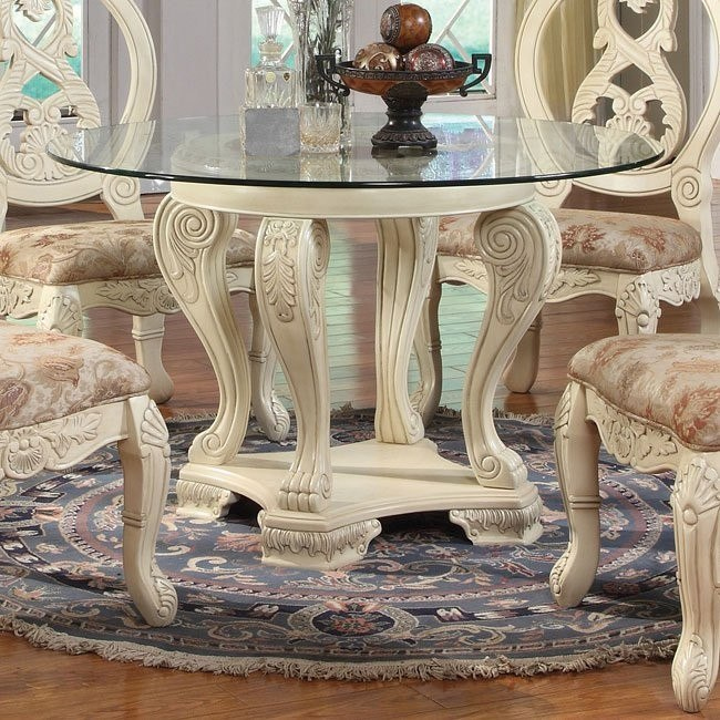 Heritage Round Dining Table