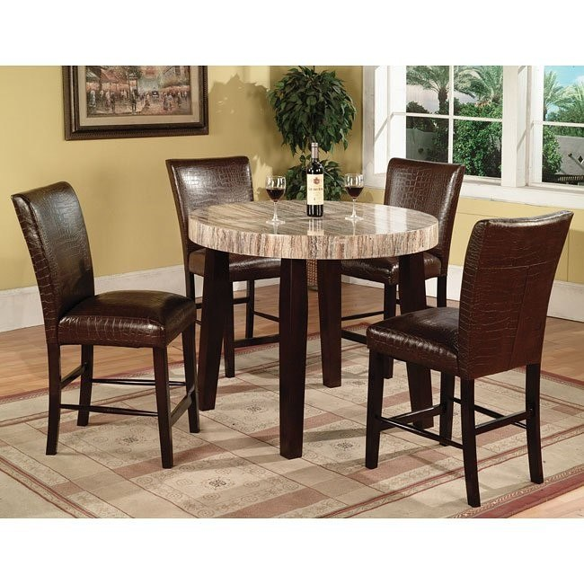 40100 Series Counter Height Dining Room Set