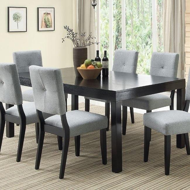 Metro Modern Dining Table