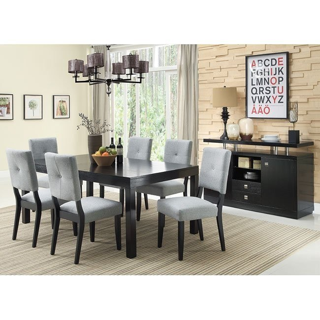 Metro Modern Dining Room Set
