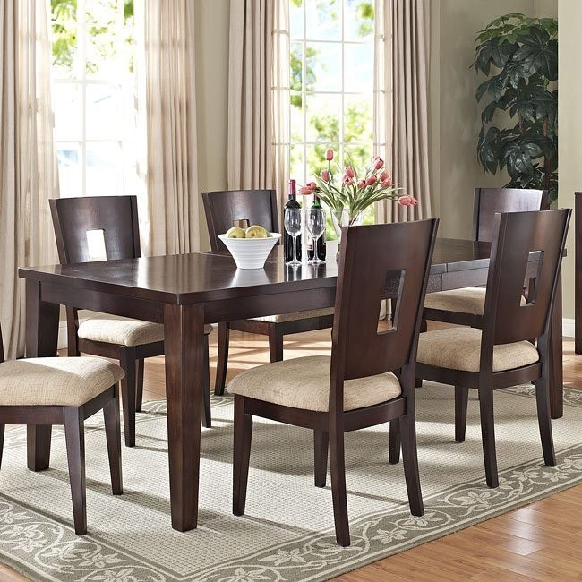 Lakewood Dining Table (Espresso)