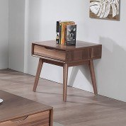 Mid Modern End Table