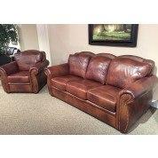 Arizona Leather Living Room Set