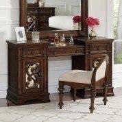 Ilana Vanity Desk (Antique Java)