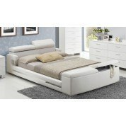 Layla Upholstered Storage Bed