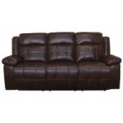 Clayton Power Reclining Sofa w/ Power Headrest