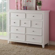 Lacey TV Console (White)
