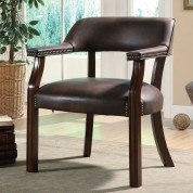 Office Guest Chair (Brown)