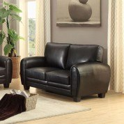 Rubin Loveseat (Black)