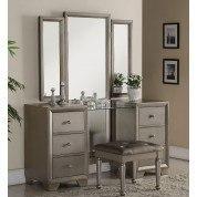 Fontaine Vanity Dresser w/ Mirror